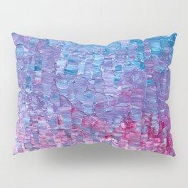 Impasto Brushstrokes Pillow Sham