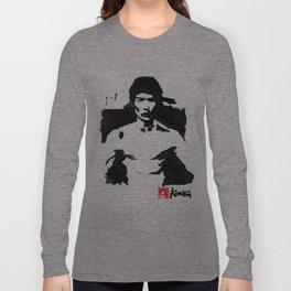 Master Bruce Long Sleeve T-shirt