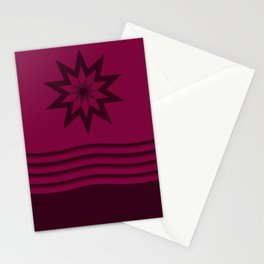 Christmas Mulled Berry Wine Stationery Cards