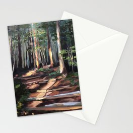 You Can Make the Pathway Bright Stationery Cards