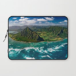 Jurassic Park Panoramic Laptop Sleeve