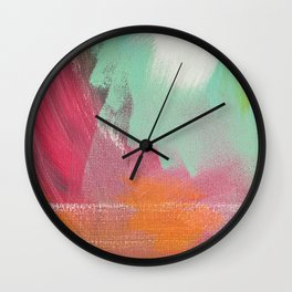 We are Blending Wall Clock