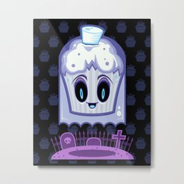 Delicious Departed Metal Print