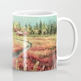 The Beauty of Autumn Coffee Mug