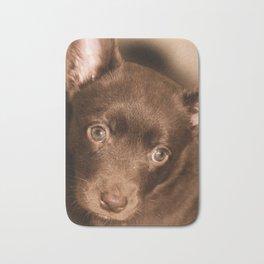 Puppy- Australian Kelpie Bath Mat