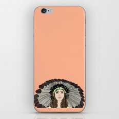 Southwest queen iPhone & iPod Skin