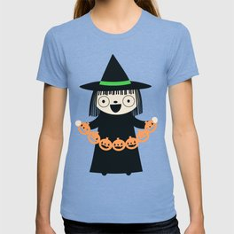 Halloween Gang blue T-shirt