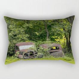 Long term parking Rectangular Pillow