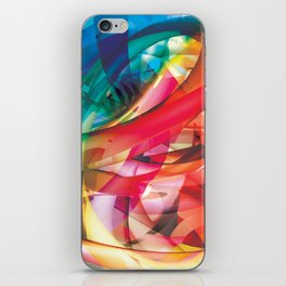 Clusters on mind #1 iPhone Skin
