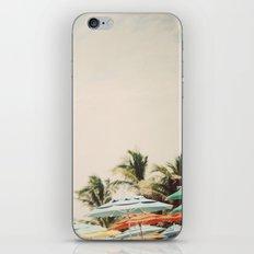 Clear Skies iPhone & iPod Skin