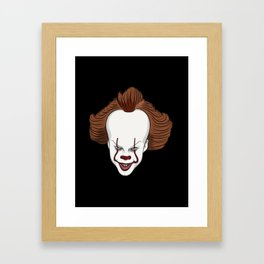 Pennywise - The Clown Framed Art Print
