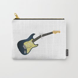 Clean Guitar Neck Break Carry-All Pouch