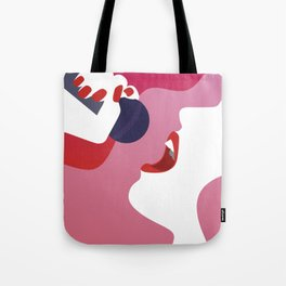 Karaoke Queen Tote Bag