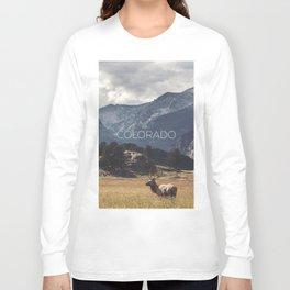 Colorado wild Long Sleeve T-shirt