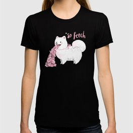 Fido, That's So Fetch! (In Grey) T-shirt