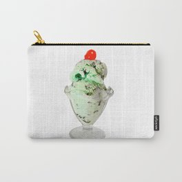 Pistachio Ice Cream Carry-All Pouch