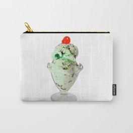 Pistachio Ice Cream Carry-All Pouch