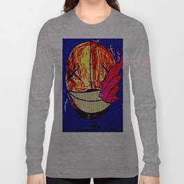 The Moon Is Sick Long Sleeve T-shirt