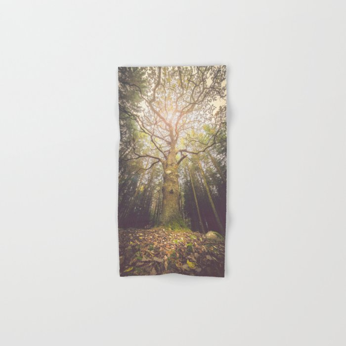 The taller we are Hand & Bath Towel