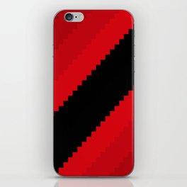 Pixel Bloody Dreams - Red iPhone Skin
