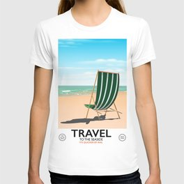 """TRAVEL """"To the seaside"""" T-shirt"""