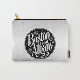 BOSTON & ALBANY Railroad circa 1900 Carry-All Pouch