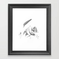 Endogfx Top Framed Art Print