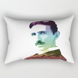 Tesla Rectangular Pillow