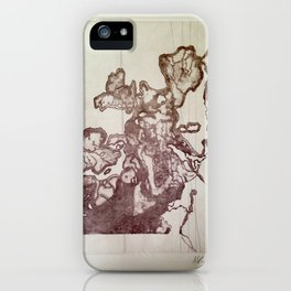 Fallacy North iPhone Case