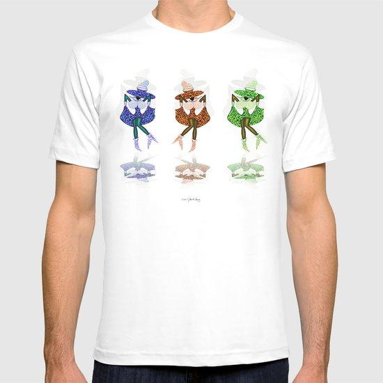 CAN CAN GIRLS T-shirt