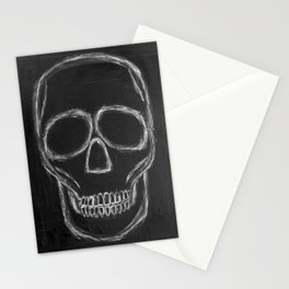 No. 57 - The Skull Stationery Cards