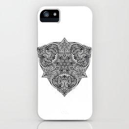 Sheild iPhone Case