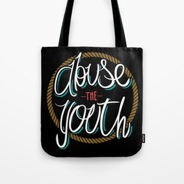 Abuse the Youth Tote Bag