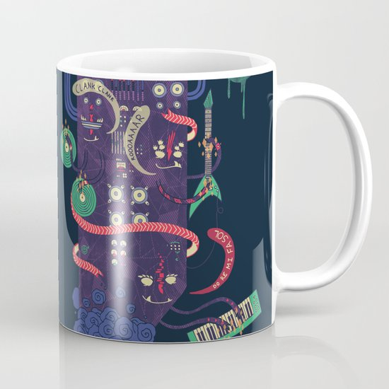Power Trio Coffee Mug