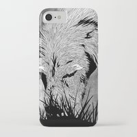the hound iPhone & iPod Cases featuring Hound by hardy mayes