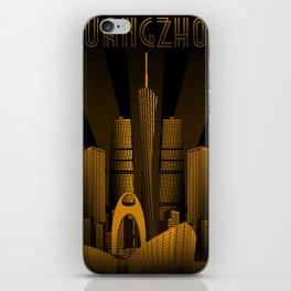 Guangzhou (China) iPhone Skin