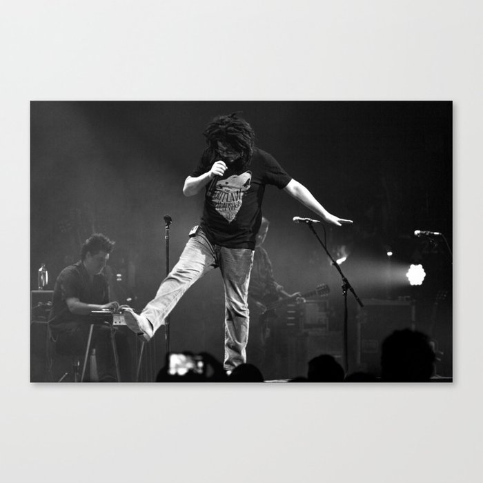 Counting Crows Canvas Print
