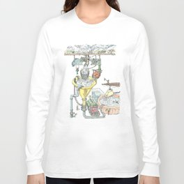 The Wonderful World of Water! Long Sleeve T-shirt