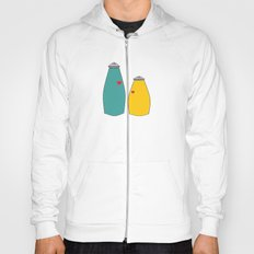 Salt and Pepper Hoody