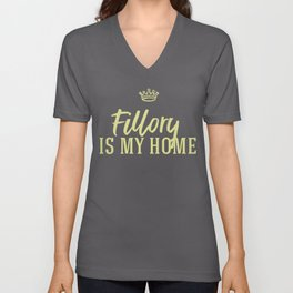 Fillory is my Home Unisex V-Neck