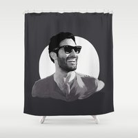 sunshine Shower Curtains featuring sunshine by Finduilas