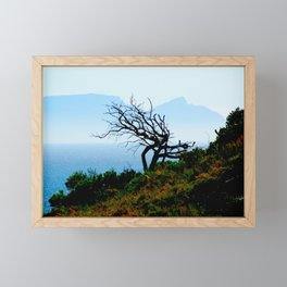 Bay Tree Framed Mini Art Print