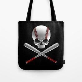 Phantom Ballplayer Tote Bag