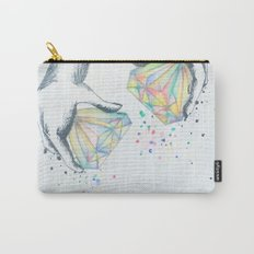Throw Your Diamonds In The Sky Carry-All Pouch