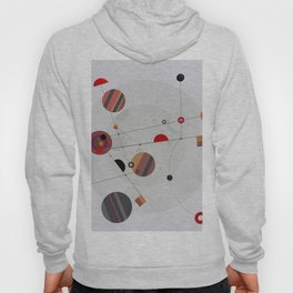 Abstract Composition 567 Hoody