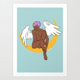 Dreamwatcher Art Print