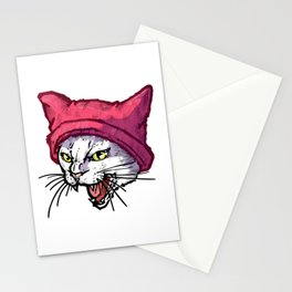 The Cat in the Hat (White) Stationery Cards