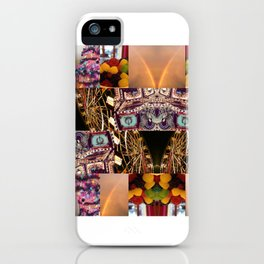 capable of a dextrose high iPhone Case