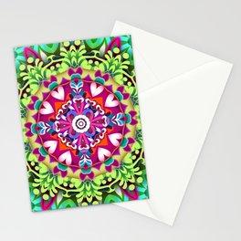 Fantasy Flower 011 Stationery Cards