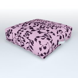 Purple's Cool Outdoor Floor Cushion